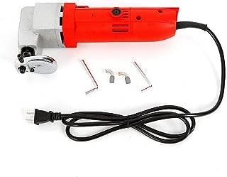 LianDu Electric Power Metal Shear Scissors, Electric Metal Cutting Shears Tools, Tin Snips Cutter Hand Held Power Tool (US Stock)