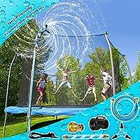 Vantic Trampoline 5 Minutes Quick Setup Net Friendly Sprinkler