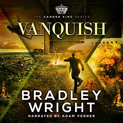 Vanquish Audiobook By Bradley Wright cover art