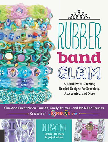Rubber Band Glam (English Edition)
