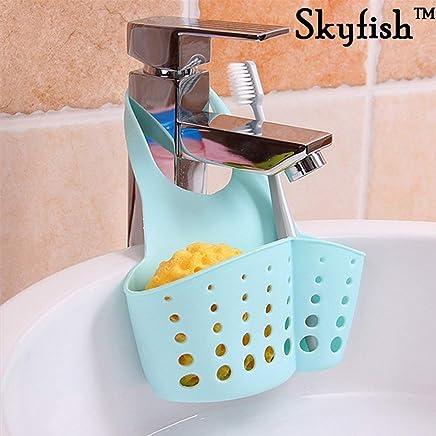 Skyfish® HangingSink Soap and Sponge Holder - Multi Color