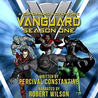 Vanguard: Season One cover art