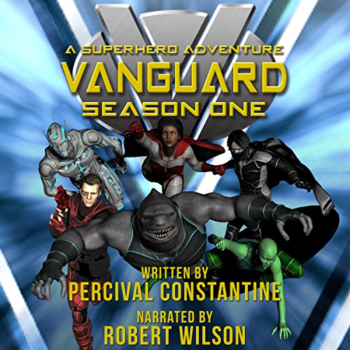 Vanguard: Season One audiobook cover art
