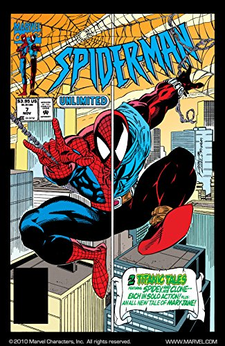 Spider-Man Unlimited (1993-1998) #7 (English Edition)