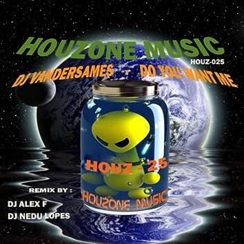 Houz - 25 Do You Want Me