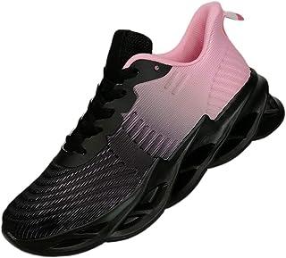 JOMIX Zapatillas Deportivas Mujer Zapatillas para Correr Running Fitness Gimnasio Baile Caminar Sneakers
