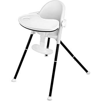 BabyBjorn Highchair (White): Amazon.co.uk: Baby