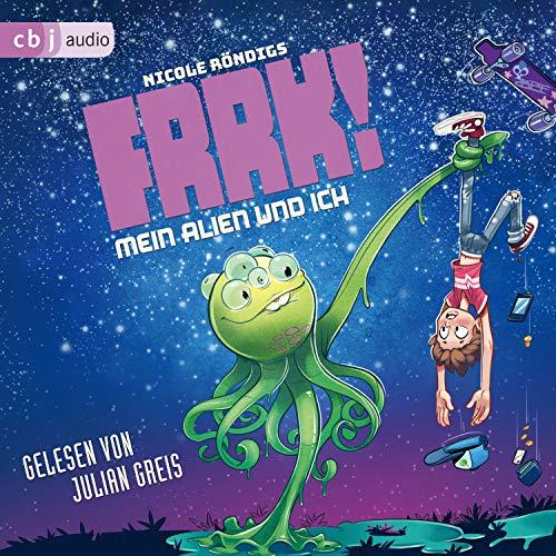 FRRK! - Mein Alien und ich cover art