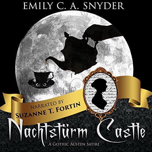 Nachtstürm Castle audiobook cover art