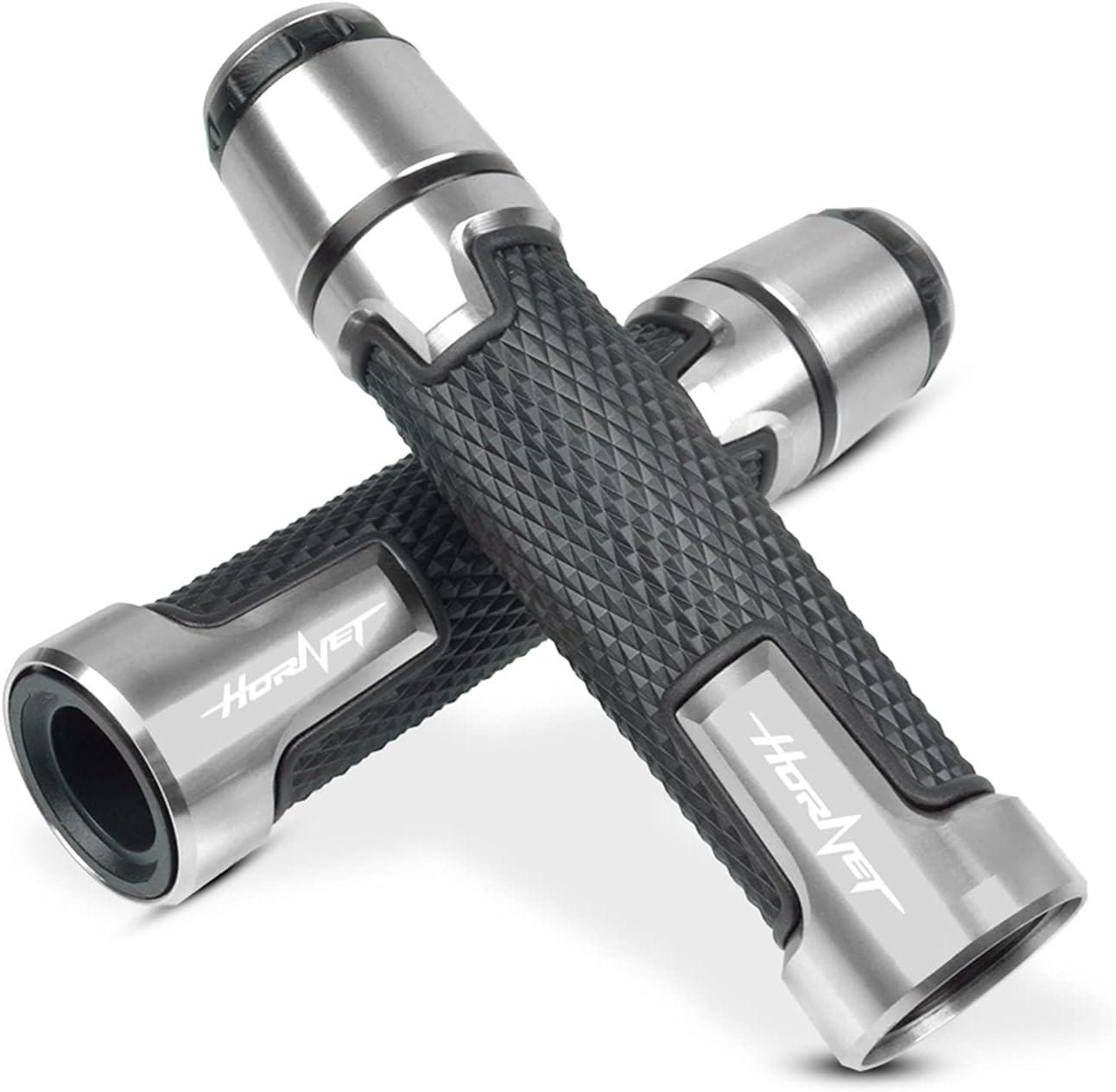 Manillares para KYMCO para K-XCT para KXCT 125/300/400 para K-XCT125 para K-XCT300 para K-XCT300 para K-XCT40 Botones De Motocicleta Antideslizante Manija Scooter Grips 7/8 Bar 22mm Hand Bar