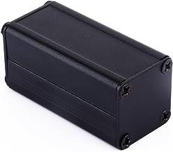 MagiDeal 5pcs Plastique Bo/îte /à Bornes du Bo/îtier pour Circuit Electronique Noir