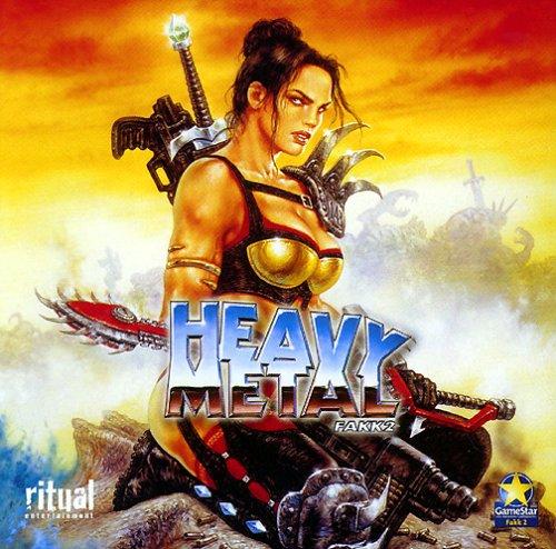 Heavy Metal FAKK 2