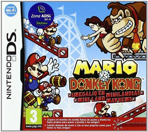 Nintendo Mario vs. Donkey Kong: Mini-Land Mayhem, DS