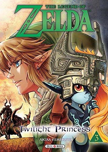 Legend of Zelda - Twilight Princess T03 (SOL.SHONEN)