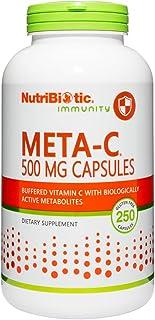 Nutribiotic Meta-C Caps, 500 Mg, 250 Count