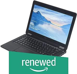 (Renewed) DELL Latitude E7250 12.5-inch Touch Screen Laptop (5th Gen Intel Core i7/16GB/512GB SSD/Windows 10 Pro/Integrated Graphics), Black