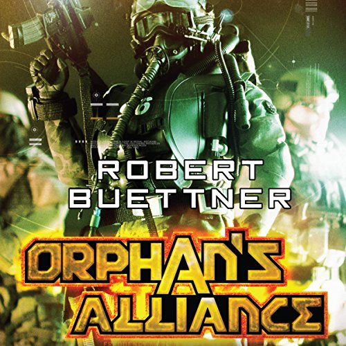 Orphan's Alliance audiobook cover art