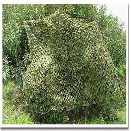 Jungle Mode Camouflage Net Wild Game Simulation Slaapkamer Decoratie Outdoor Fotografie Zonnescherm Thema Park Tentoonstelling Netwerk Multi-size Optioneel (Maat: 4 * 6m) Carl Artbay Camouflage Camouflage Net