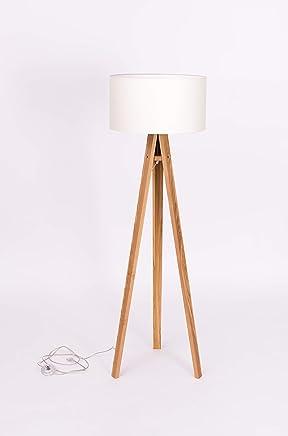 Amazon.es: lampara tripode - Lámparas de pie / Lámparas ...