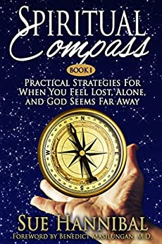Spiritual Compass: Practical Strategies for When You Feel Lost, Alone and God Seems Far Away by [Sue Hannibal]