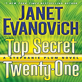 Top Secret Twenty-One audiobook cover art