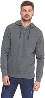 Tokyo Laundry Hoodies & Sweatshirts For Men, M, Grey