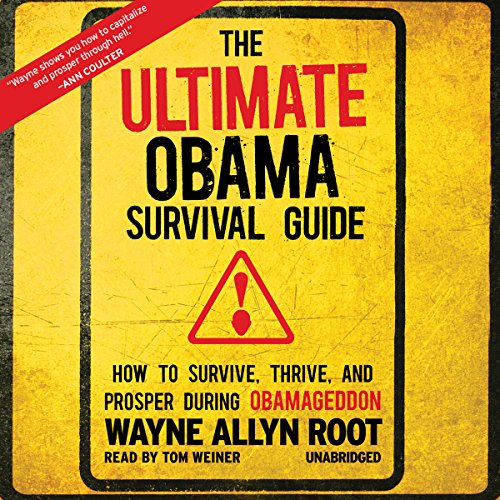 The Ultimate Obama Survival Guide cover art