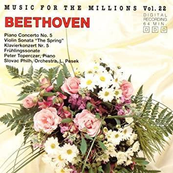 Music For The Millions Vol. 22 - Ludwig van Beethoven