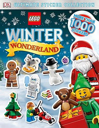Ultimate Sticker Collection: LEGO Winter Wonderland
