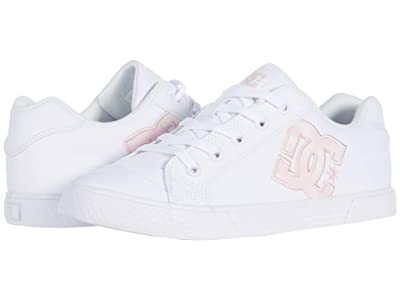 DC Chelsea (White/Pink/White) Women