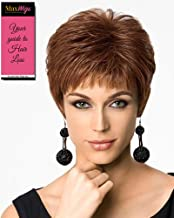 Textured Cut Capless Wig Color R11S+ GLAZED MOCHA - Hairdo Wigs Short Feathered Modern Tru2Life Heat Friendly Synthetic Wispy Bangs Bundle with MaxWigs Hairloss Booklet