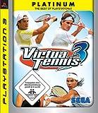 SEGA Virtua Tennis 3 (Platinum), PS3