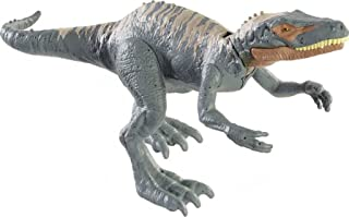 Jurassic World Wild Pack Herrerasaurus Carnivore Dinosaur Action Figure Toy with Movable Joints, Realistic Sculpting & Att...