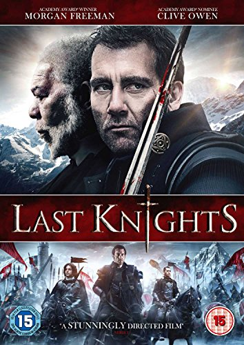 The Last Knights [DVD] [Reino Unido]