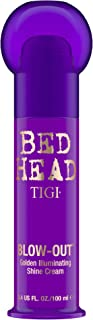 TIGI Bed Head Blow-Out Golden Illuminating Shine Cream, 3.4 Ounce