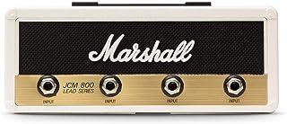 Marshall Jack Rack II - Llavero de color blanco