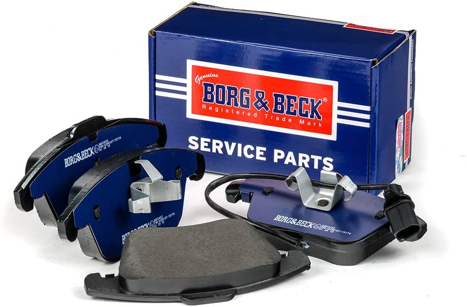 Borg Beck BBP2052 Max 63% OFF Front Brake Indicators Limited price Wear - Includes Pads