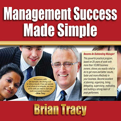 Management Success Made Simple  Audiolibri