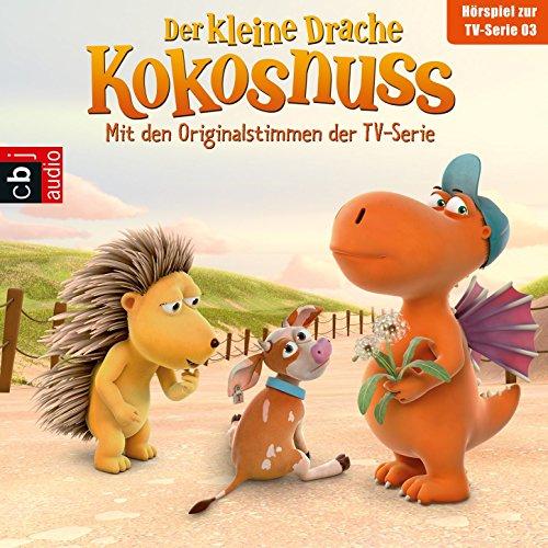 Hörspiel zur TV-Serie 03: Der Drachengott / Der Wünsch-dir-was-Pilz / Der Ersatzspieler / Lauf, Kälbchen, lauf