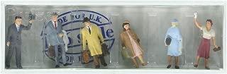 Preiser 73008 Travelers #1 Package(6) 1/76 Model Figure