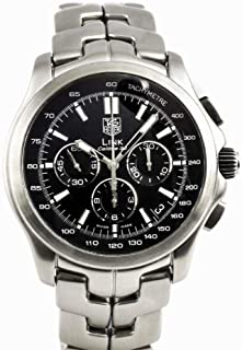 Link Swiss-Automatic Male Watch CT511A (Certified Pre-Owned)