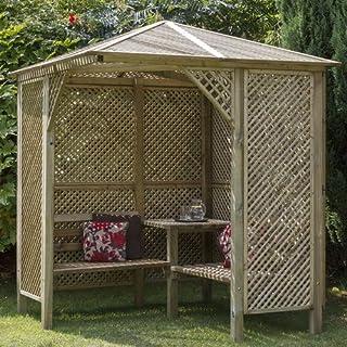 Amazon.es: Más de 500 EUR - Pérgolas / Decoración de exterior: Jardín