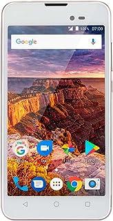 Smartphone Multilaser Ms50L 3G Quadcore 1Gb Ram Tela 5 Pol. Dual Chip Android 7 Dourado - P9052