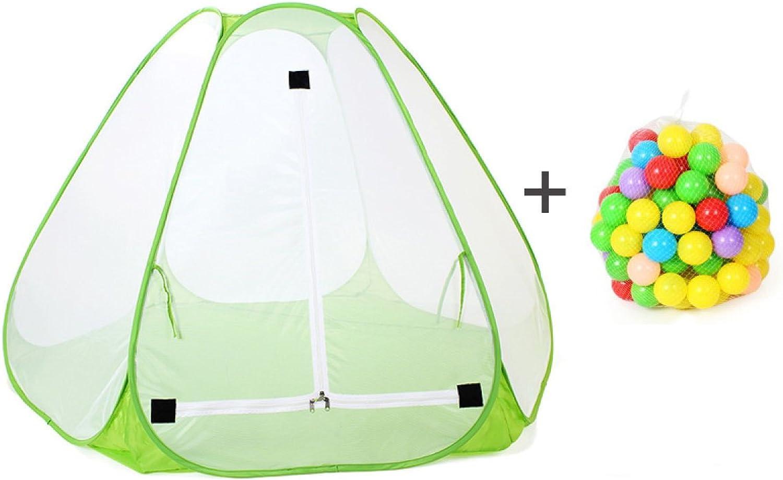 Kinder Zelt Spiel Haus Innen Hause Junge Spielzeug Haus Mdchen Prinzessin Zimmer Baby Ozean Ball Pool,B