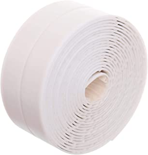 Highpower -1477 Anti-Bacterial Waterproof Seal Strip For Kitchen And Bathroom - White