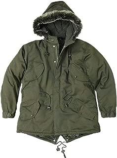mod fishtail parka coats
