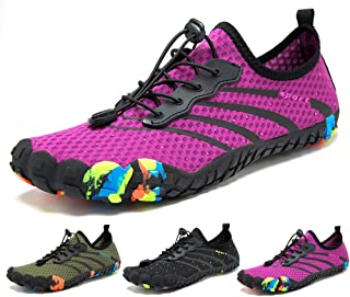 Mens Womens Water Sports Shoes Hiking Shoes Quick Drying Barefoot Outdoor Trail Running Sneakers