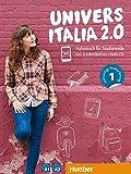 UniversItalia 2.0 A1/A2: Italienisch für Studierende / Kurs- und Arbeitsbuch mit 2 Audio-CDs