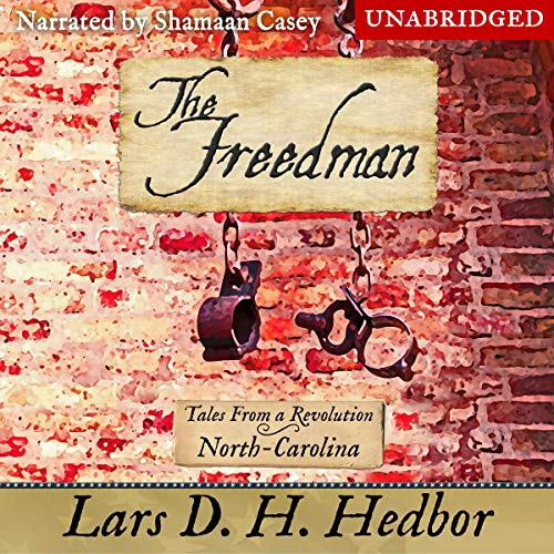 The Freedman audiobook cover art