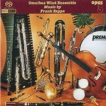 Music by Frank Zappa Audio Omnibus Wind Ensemble